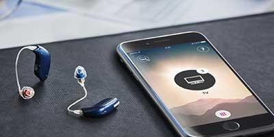 Hörgeräte mit digitaler Technologie
