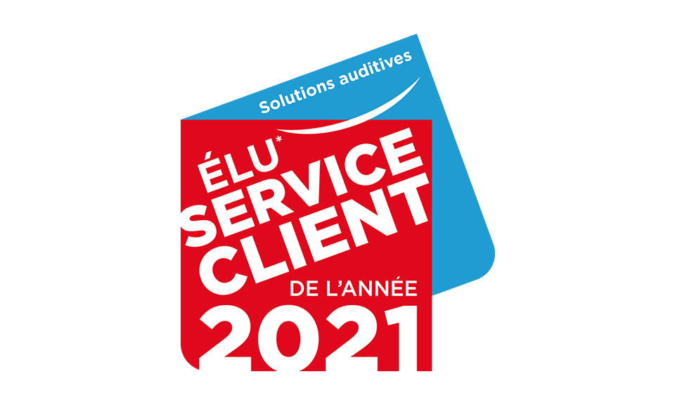 Logo service client 2021 solutions auditives