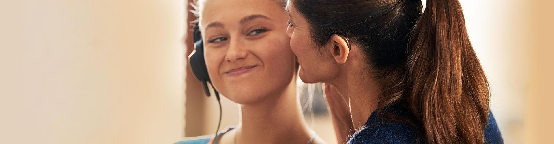 Les aides auditives vous changent la vie