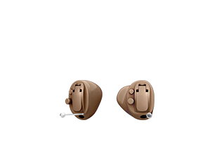 Appareil auditif intra-auriculaire de type CIC