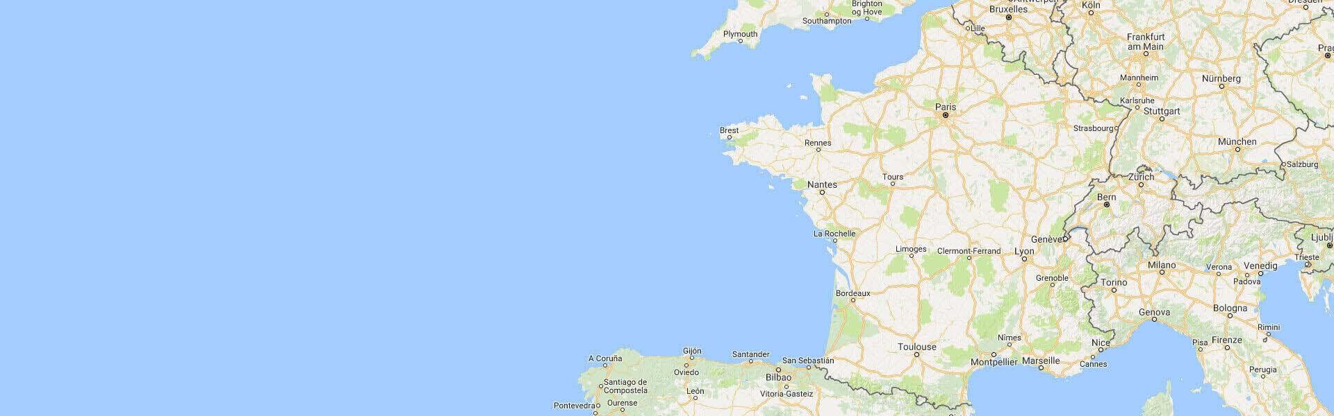 france-audika_map