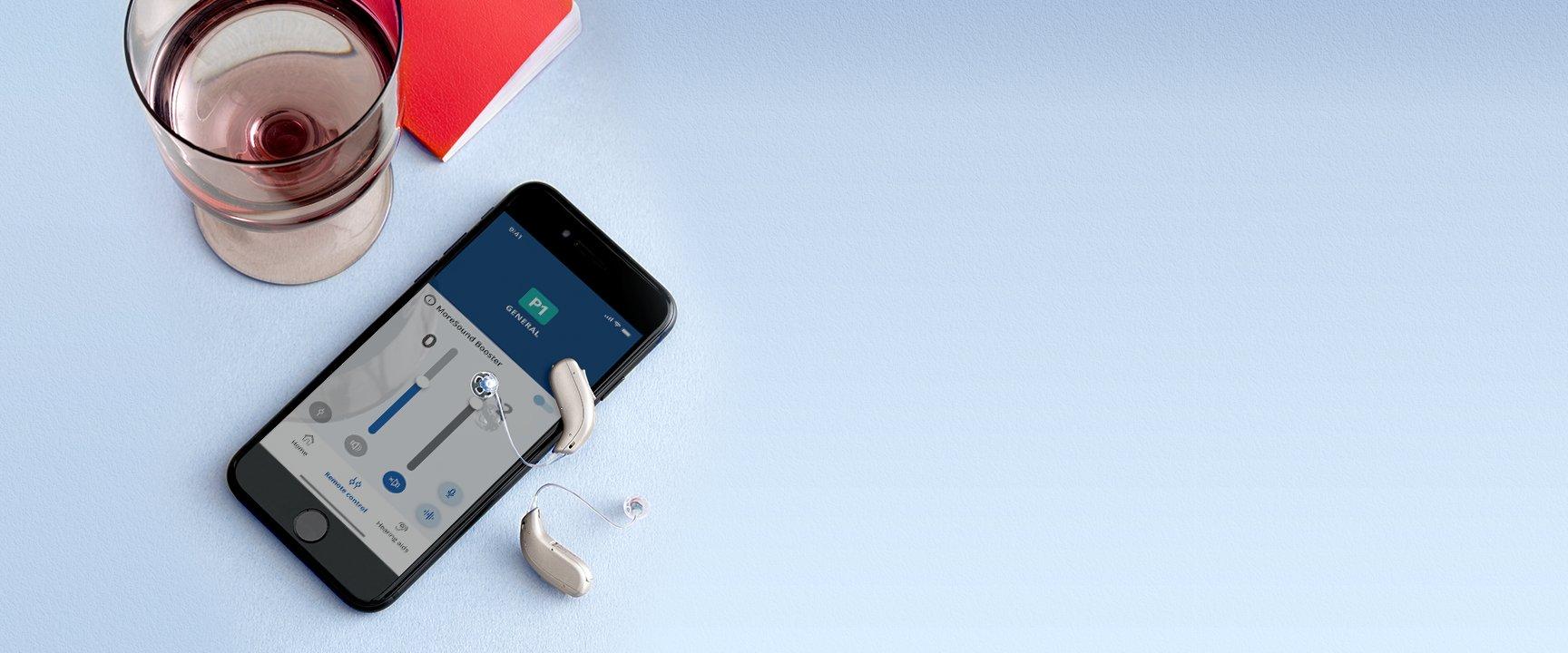 Audika Full prova gratuita degli apparecchi acustici