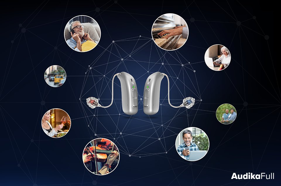 Audika Full apparecchi acustici