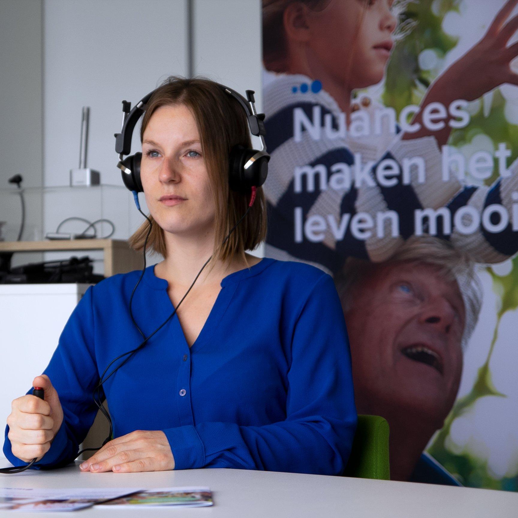 Als 28-jarige een gehoortest doen, hoe is dat eigenlijk?