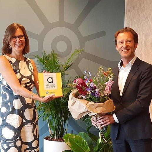 Samenwerking Alzheimer Nederland