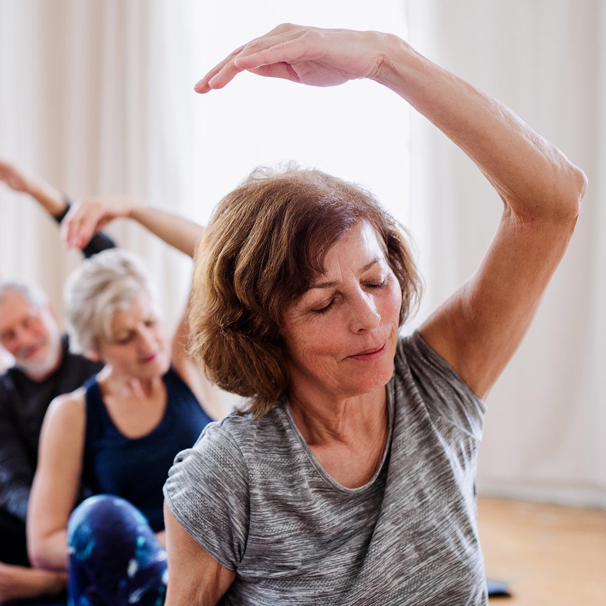 yoga - 3 activiteiten trainen gehoor