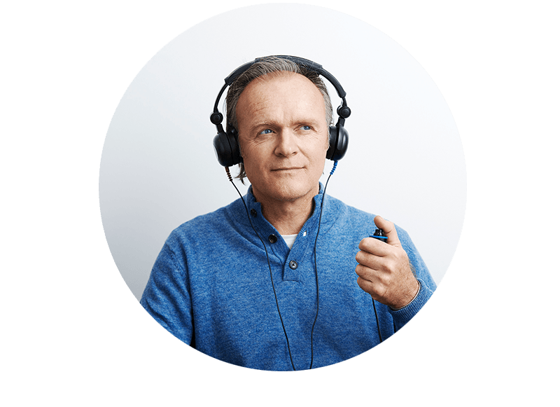 Hoe werkt een gehoortest