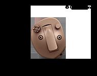 Hörapparater som placeras i örat kallas för allt-i-örat-hörapparater. Alla delar av hörapparaterna sitter i örat, dolt i hörselgången. Allt-i-örat-hörapparater är hörapparater som nästan är osynliga.