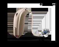 En RITE-bakom-örat-hörapparat är en mindre modell av bakom-örat-hörapparat. Lär dig om funktionerna och fördelarna med diskreta bakom-örat-hörapparater.