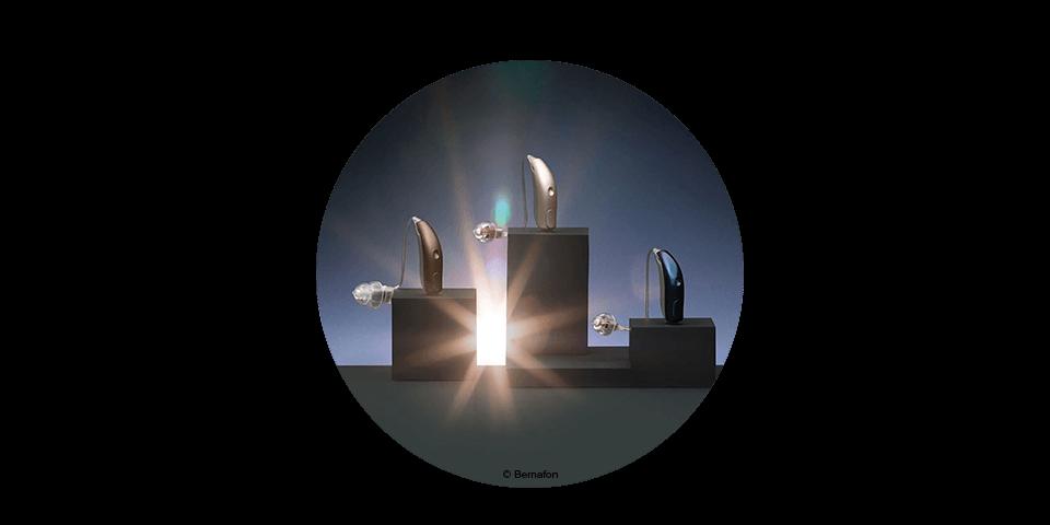 Hörapparater från Bernafon ger ett verklighetstroget ljud. Bernafons hörapparater har avancerad teknik. Läs mer om Bernafon och Bernafons hörapparater här.