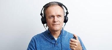 Skåne och hörapparat - prova hörapparater ur Region Skånes sortiment av hörapparater.