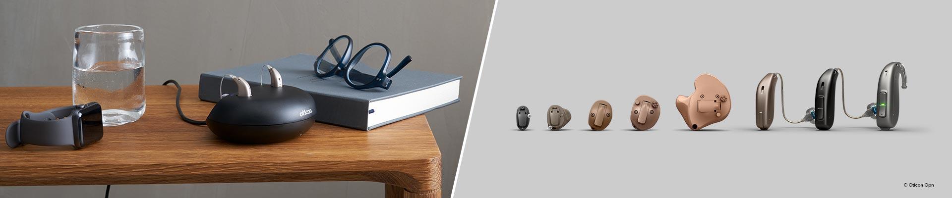 Testa hörapparat i Stockholm - prova hörapparat från landstinget i Stockholm eller från Audika.