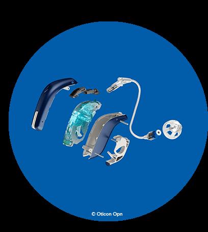 Avancerade hörapparater är utrustade med den senaste tekniken. Prova en avancerad hörapparat hos Audika. Vi erbjuder nya hörapparater.