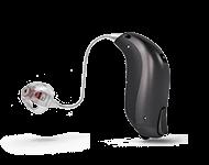 Det finns olika modeller av hörapparater. Välj den hörapparatsmodell som passar dig bäst. Detta är hörapparatsmodellen Bernafon Viron.