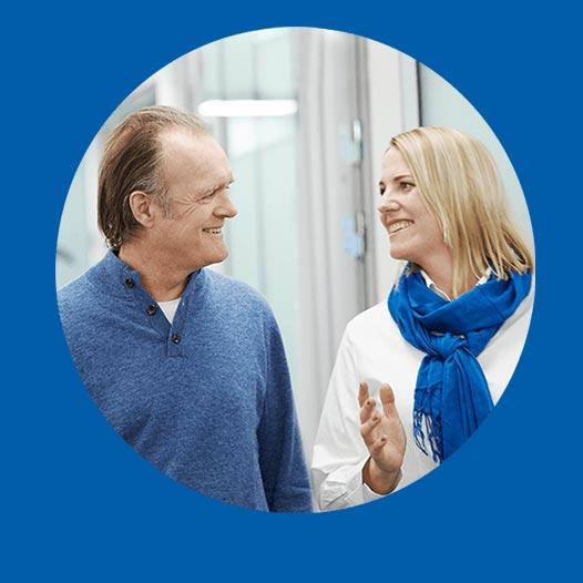 Få hjälp med din hörsel - lär dig om hur du går tillväga för att få hjälp med din hörsel. Besök Audikas sida om hörselprocessen. Klicka här.