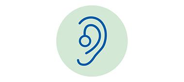 Ett hörseltest görs av en legitimerad audionom. Ett hörseltest eller hörselprov visar hur du hör. Du kan göra gratis hörseltest utan remiss på vissa platser i Sverige.