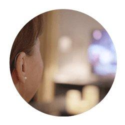 TV-ljud direkt i hörapparat instruktsionsfilm - Instruktionsfilmer för hörapparater hos Audika.