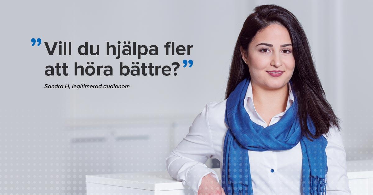 Den 14-16 maj hålls Svenska Audionomföreningens rikskonferens i Halmstad och Audika är en av deltagarna på konferensen.