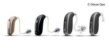 Välj en hörapparat eller två hörapparater. Hörapparater finns i olika modeller. Välj den hörapparat som passar dig bäst.