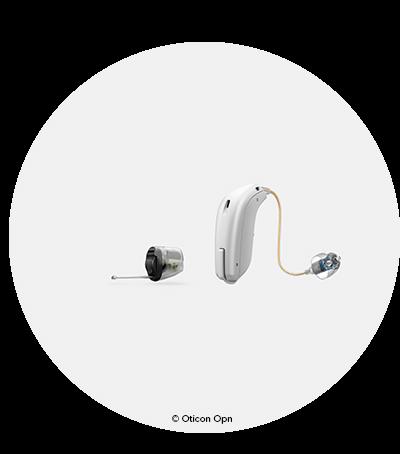 Vad är en hörapparat? Hörapparater är små ljudanläggningar som hjälper dig att höra bättre. Prova en hörapparat eller två hörapparater.