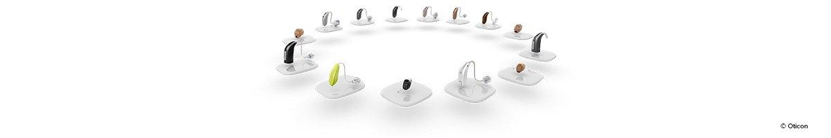 Hos Audika hittar du olika typer av hörapparater passar olika behov. Det finns typer av hörapparater som placeras i och bakom örat. Utforska Audikas hörapparater här!
