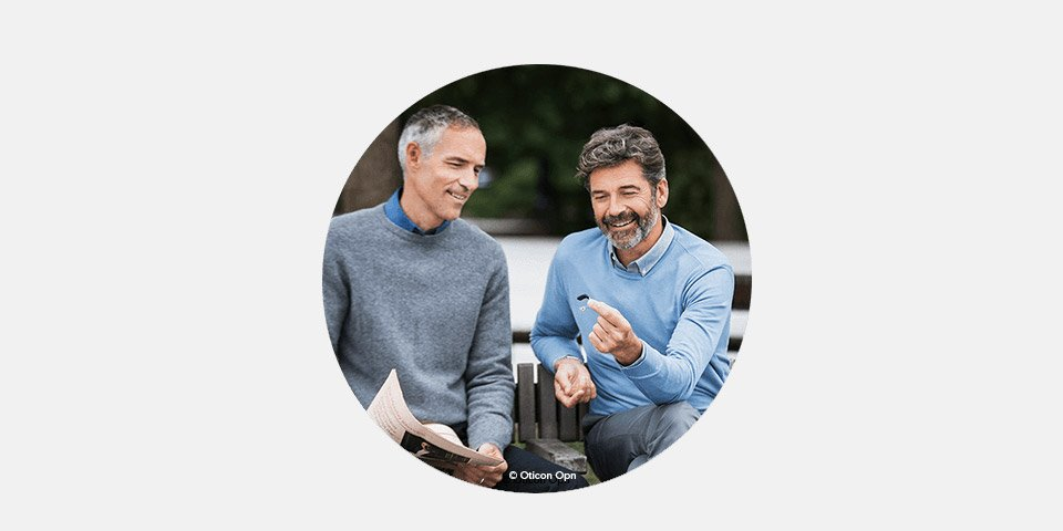 Oticons hörapparater är utvecklade efter människans behov. Hörapparater från Oticon har helt unik teknik. Oticon är företaget som utgår med människan i centrum.