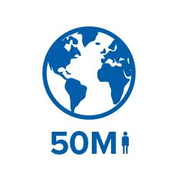 50 millions de personnes souffrent de démence