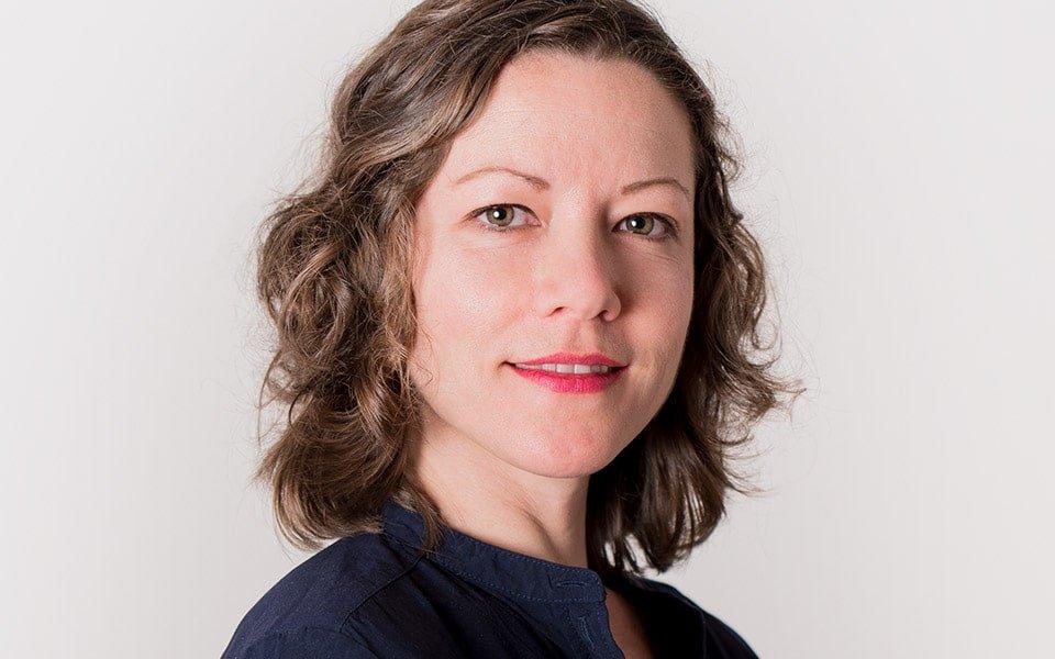 Portrait Barbara Simon