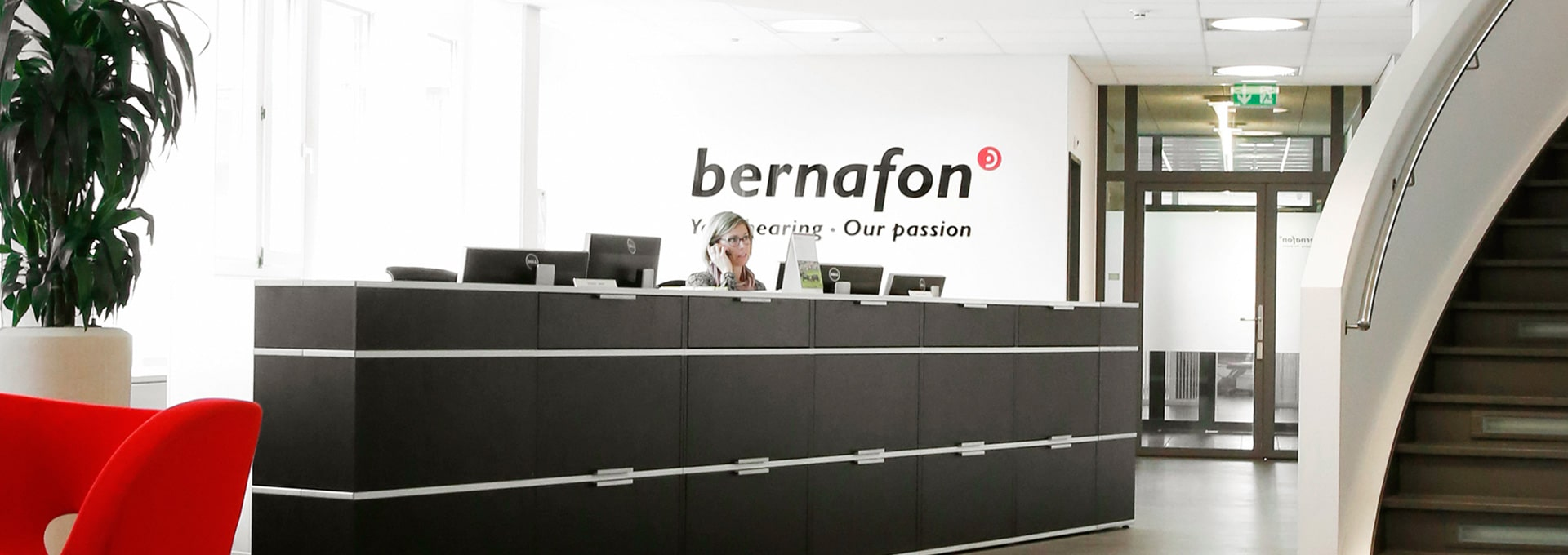 Bernafon Headquater Office Bern