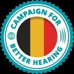 Bagde Belgium CFBH