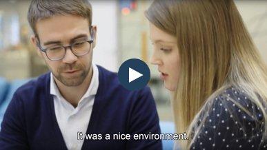 demant-graduate-applying-video