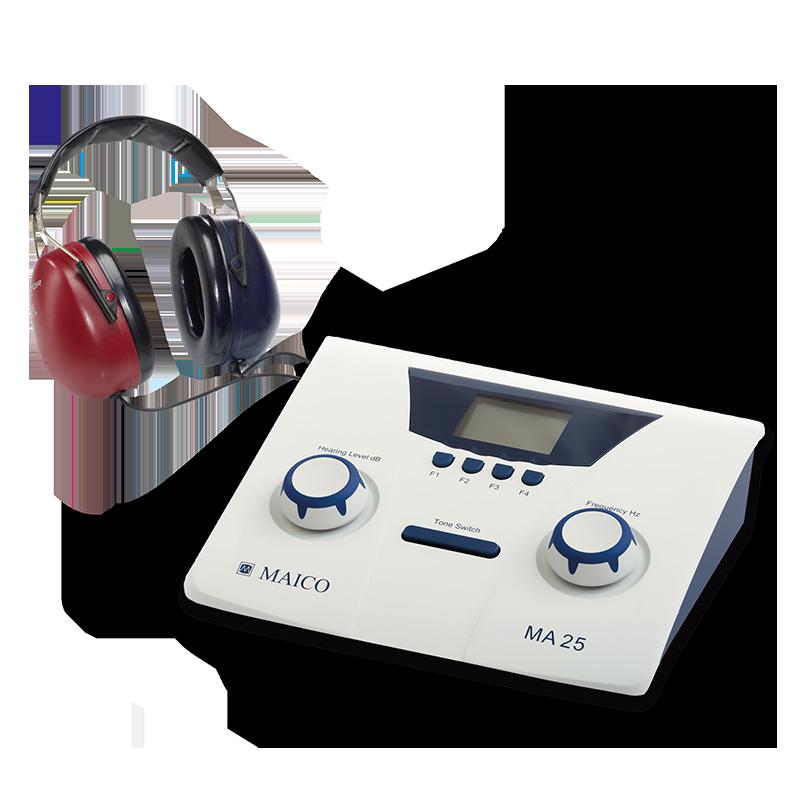 MAICO MA 25 Audiometer