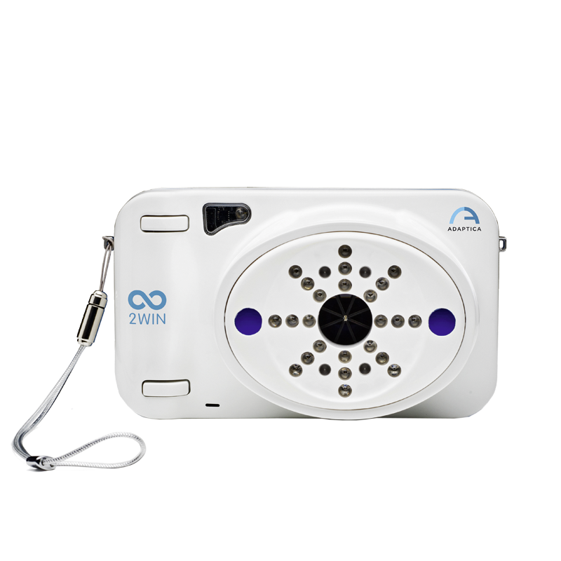 Ambylopiescreening mit dem 2Win Videofraktometer