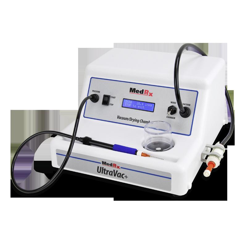 MedRx UltraVac+ Hörgeräte Wartungssystem – Absaugung / Trockenkammer