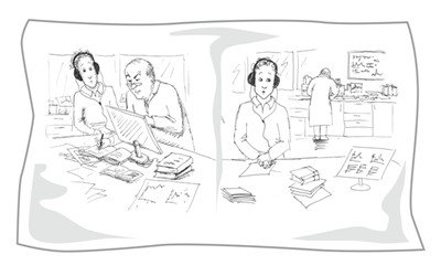 Exploring narrative effects 1 diagnostic process