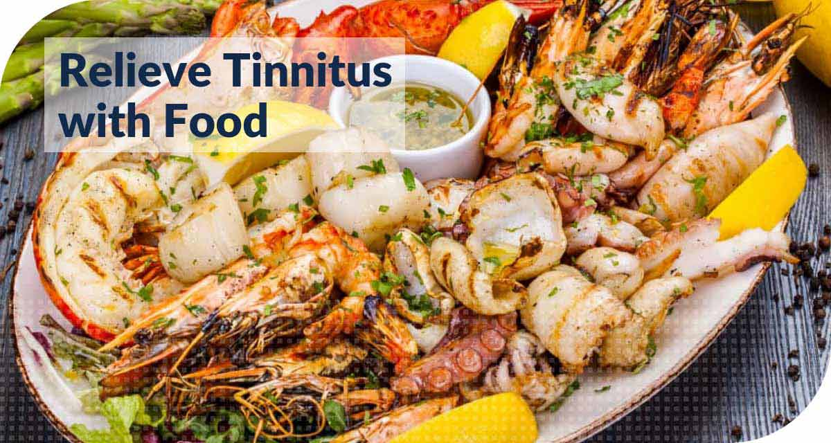 Foods that can help relieve tinnitus