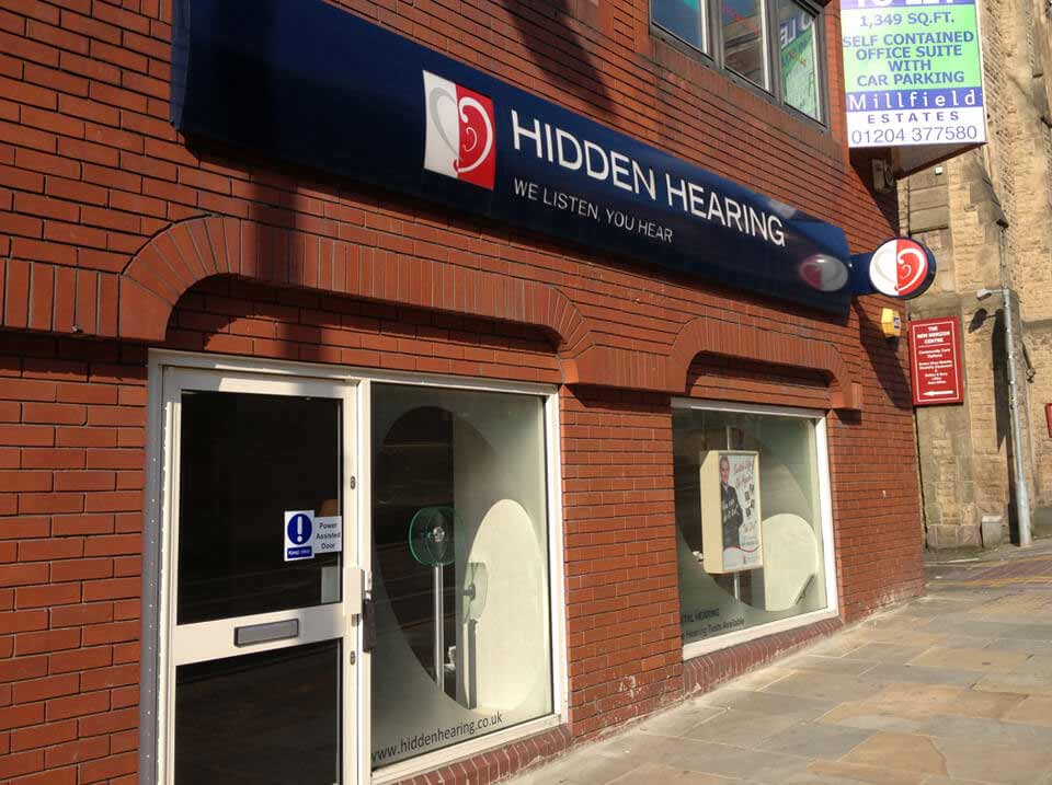 Local Hearing Tests & Branch Finder | Hidden Hearing
