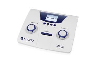 MAICO MA 25 portable audiometer