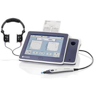 MAICO touchTymp MI 26 tympanometer with audiometry