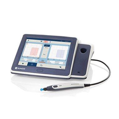 MAICO touchTymp MI 24 screening tympanometer