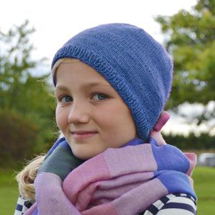 Ponto hat blue