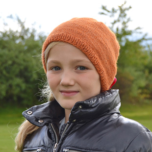 Ponto hat orange
