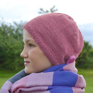 Ponto hat purple