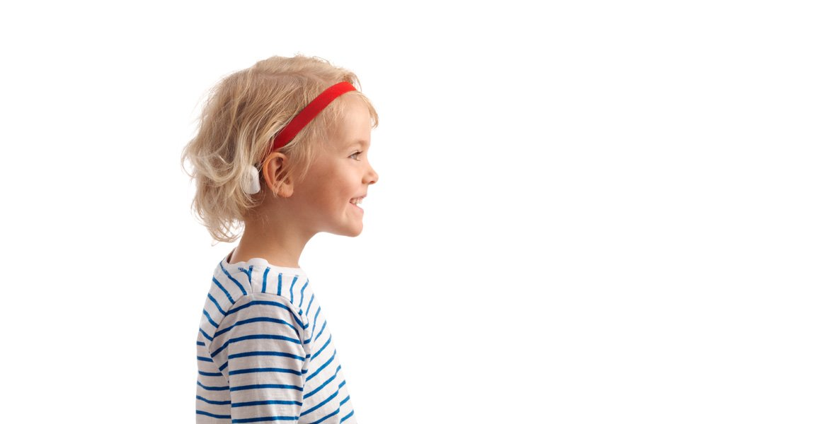The Ponto Softband gives children and adults the opportunity to try out and experience the Ponto System with no surgery involved
