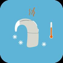 Extreme temperatures