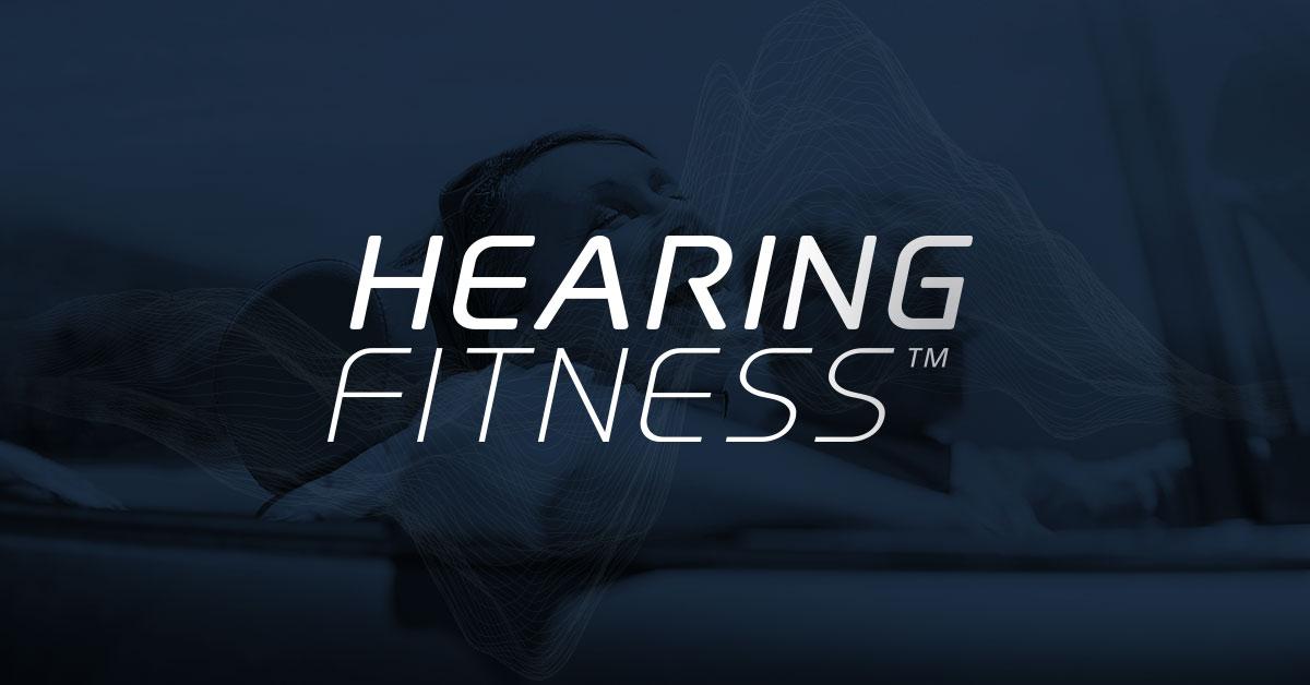 Hearing fitness logo