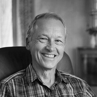 homme senior Royaume-Uni Peter Valler
