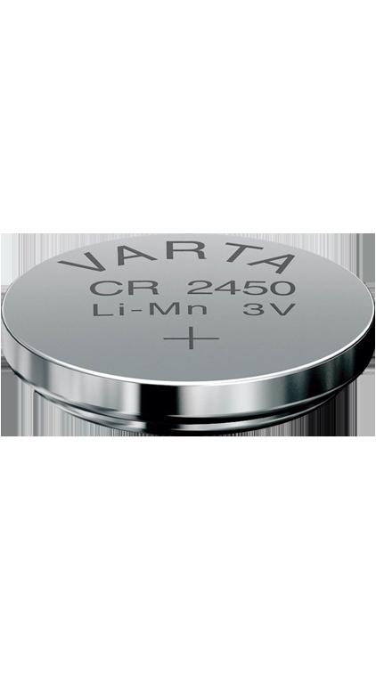 CR 2450 batteri