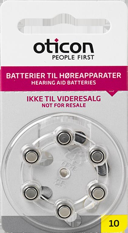 Batteri str. 10