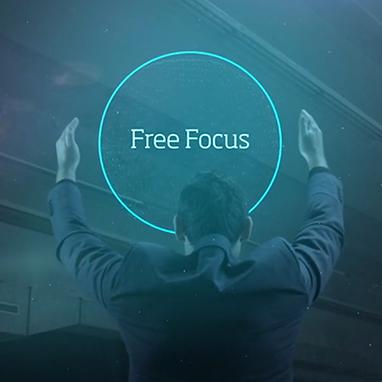 Technologie Oticon Free focus